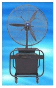 High Pressure water Mist Fan