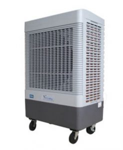 evaporative outdoor AC or air cooler