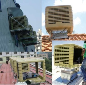 evaporative Cooling Systems