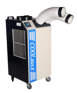 "2ton spot portable AC (air conditioner)- ""Outdoor AC Dubai"""